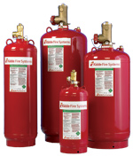 (Kidde-Fenwal) Clean Agent Fire Suppression